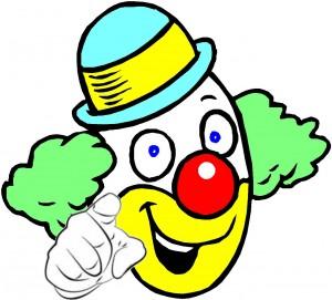 clownmit Finger